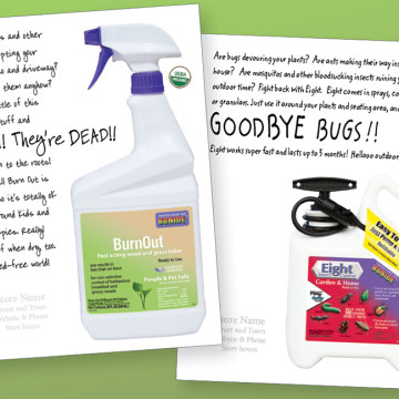 Burnout & Eight Consumer Ad Campaign